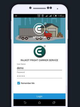 eCount - Transport Management Software(TMS) for Android