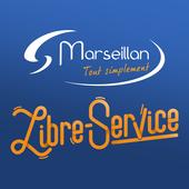 Marseillan - vélo libre-service icon