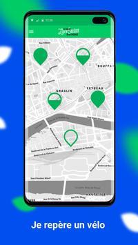 Marseillan - vélo libre-service screenshot 2