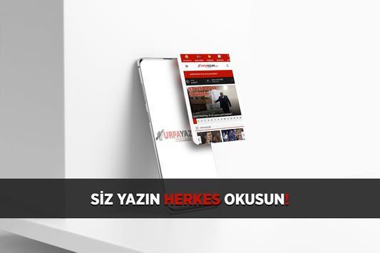 Urfa Yazar | Şanlıurfa Haber poster