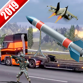 Bomb Transporter Sim 2019 - 3d City Truck Game icon