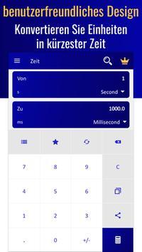 Einheiten Umrechnen - maßeinheiten umrechnen Screenshot 2