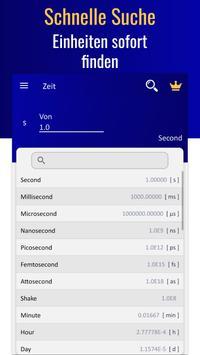 Einheiten Umrechnen - maßeinheiten umrechnen Screenshot 4