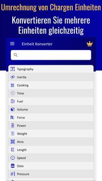 Einheiten Umrechnen - maßeinheiten umrechnen Screenshot 5
