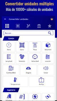 Convertidor de Unidades - Conversor de Medidas captura de pantalla 14
