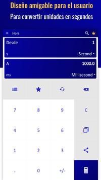 Convertidor de Unidades - Conversor de Medidas captura de pantalla 8