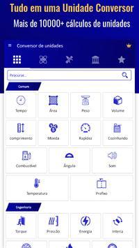 Conversor de Unidades - Conversor de Medidas imagem de tela 7