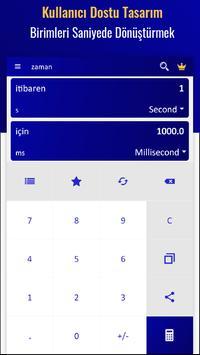 birim dönüştürücü - birim çevirme Ekran Görüntüsü 15