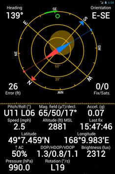 GPS Status screenshot 9