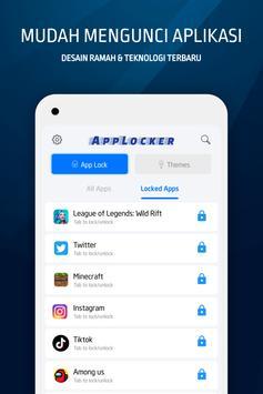 AppLock - Awesome App Locker screenshot 2