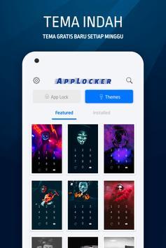 AppLock - Awesome App Locker screenshot 4