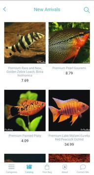 AquariumFish.net Ekran Görüntüsü 1