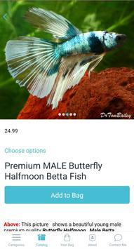 AquariumFish.net Ekran Görüntüsü 7