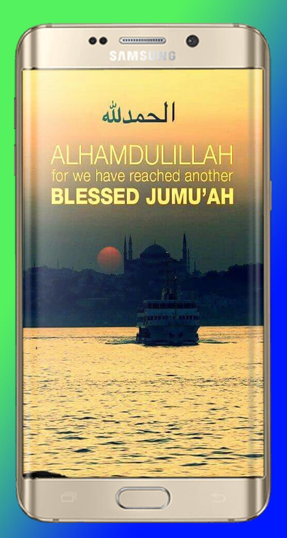 Jummah Mubarak Hd Quotes For Android Apk Download