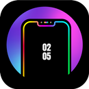 Edge Lighting Colors - Round Colors Galaxy APK Android