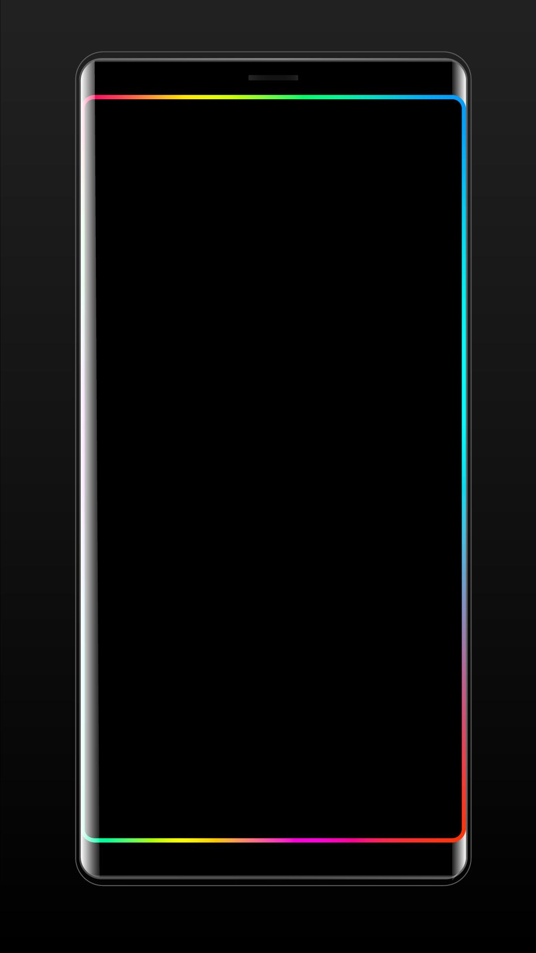 Edge Lighting Colors Round Colors Galaxy For Android Apk Download