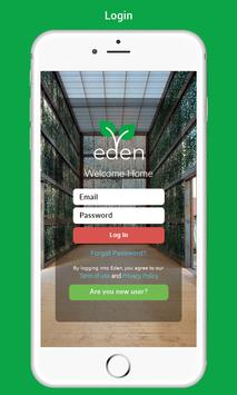 Eden - Your Community App poster