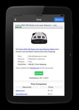 eDealinfo screenshot 14