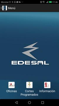 EDESAL Movil poster