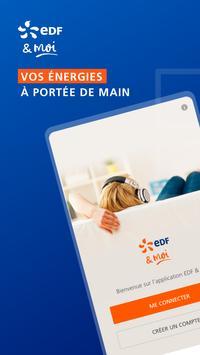 EDF & MOI Affiche