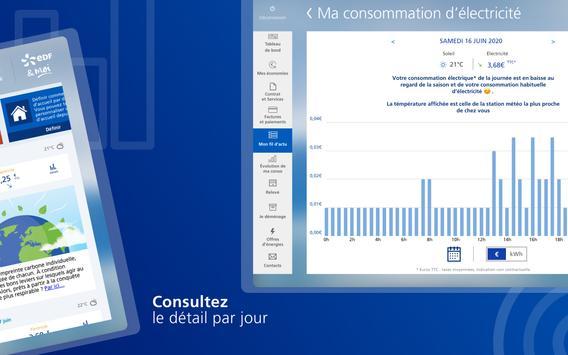 EDF & MOI capture d'écran 11