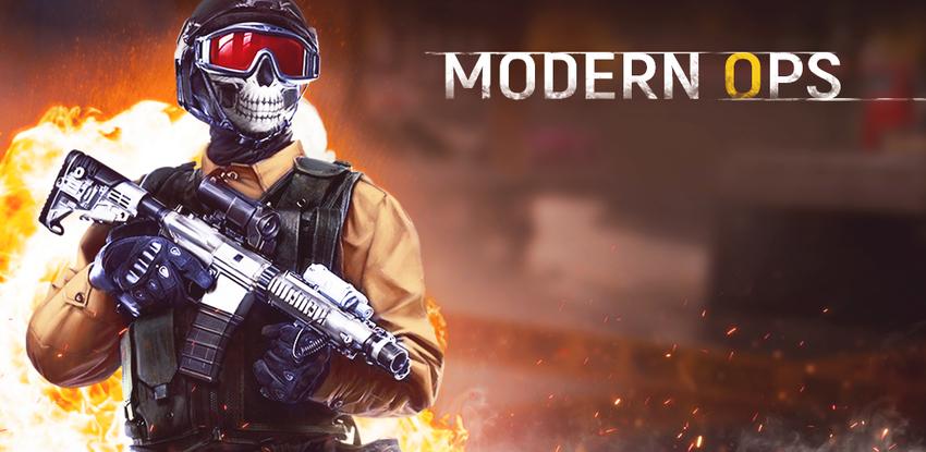 Modern Ops - Gun Shooting Games FPS APK