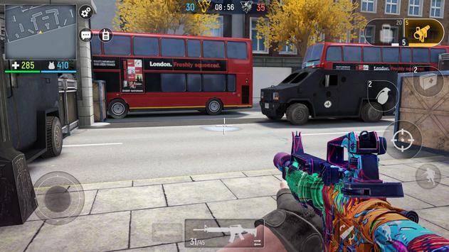 Modern Ops - Online FPS (Gun Games Shooter) poster
