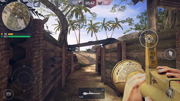 World War 2 - Battle Combat screenshot 3
