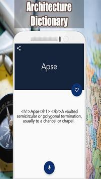 Architecture Dictionary screenshot 2