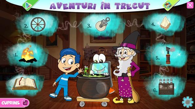 EDU Aventuri in trecut screenshot 8