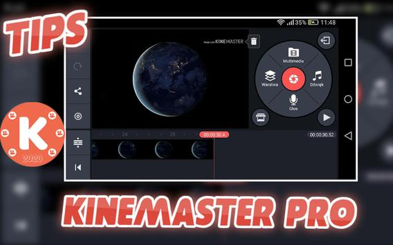 Tips and Guide for Kinemaster video editor 2021 poster