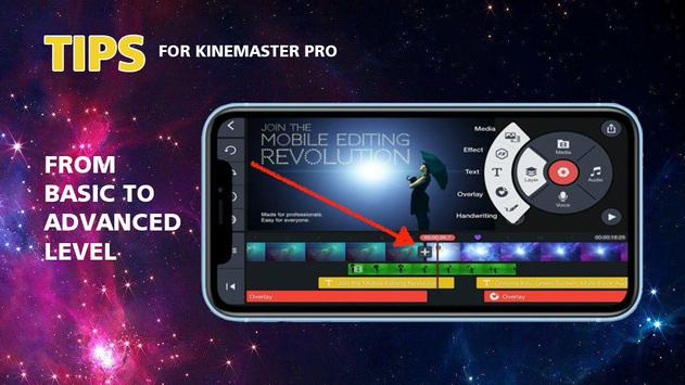 Tips and Guide for Kinemaster video editor 2021 screenshot 1