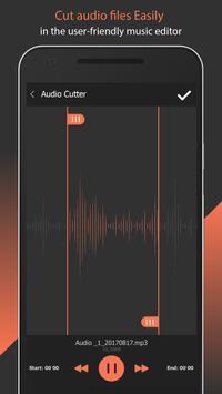 Pemotong MP3 screenshot 1