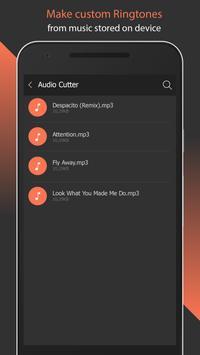 Pemotong MP3 screenshot 3