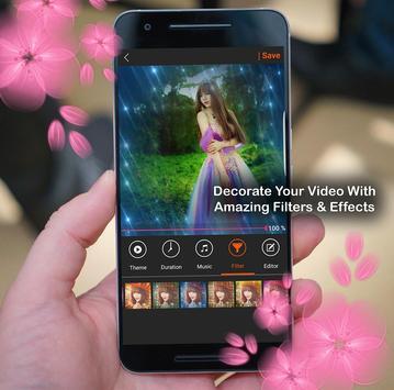 Video Maker Free screenshot 9