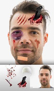 Injury Photo Editor 2019 Fake Injuries Maker screenshot 5