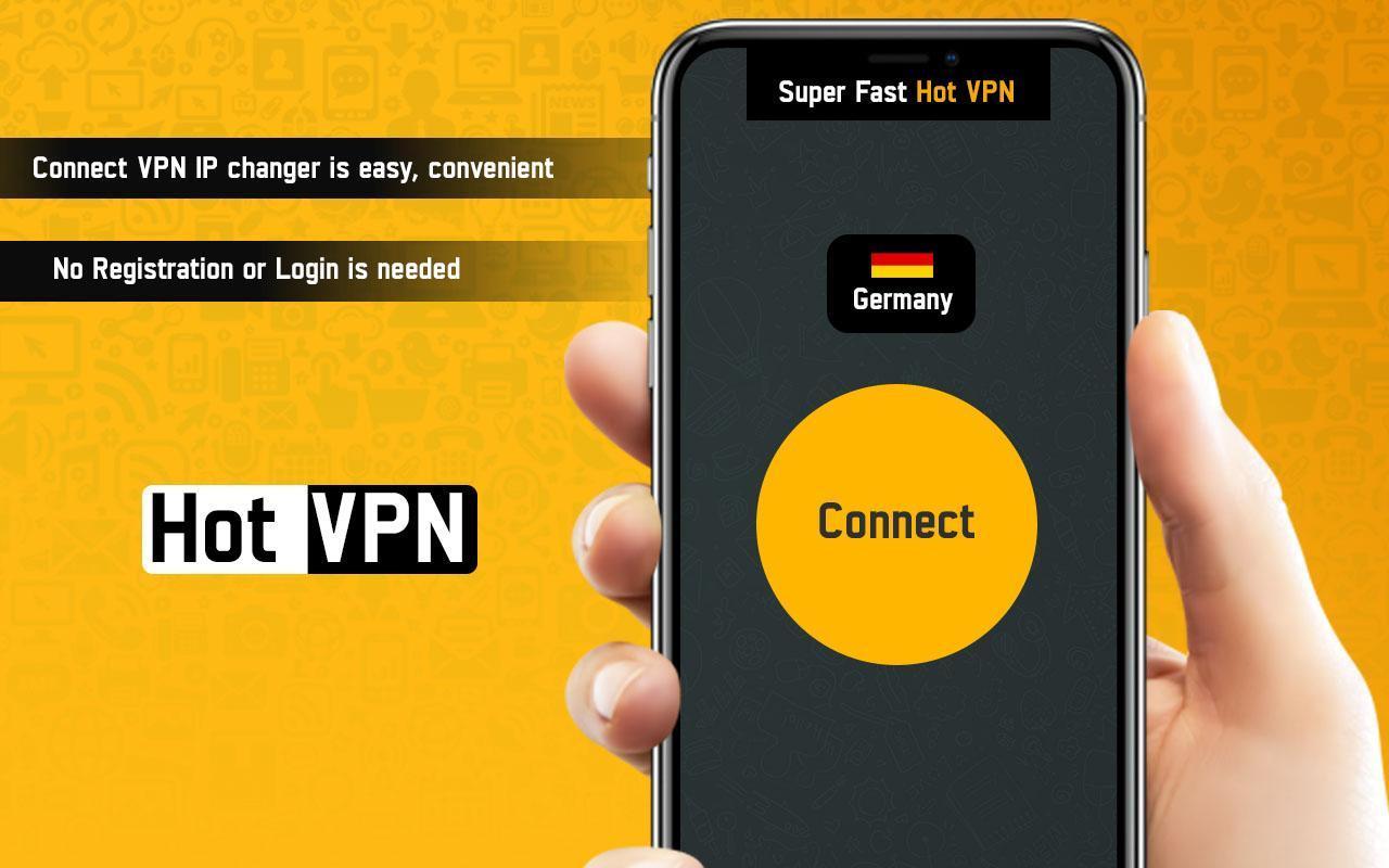 hot vpn mod apk free download