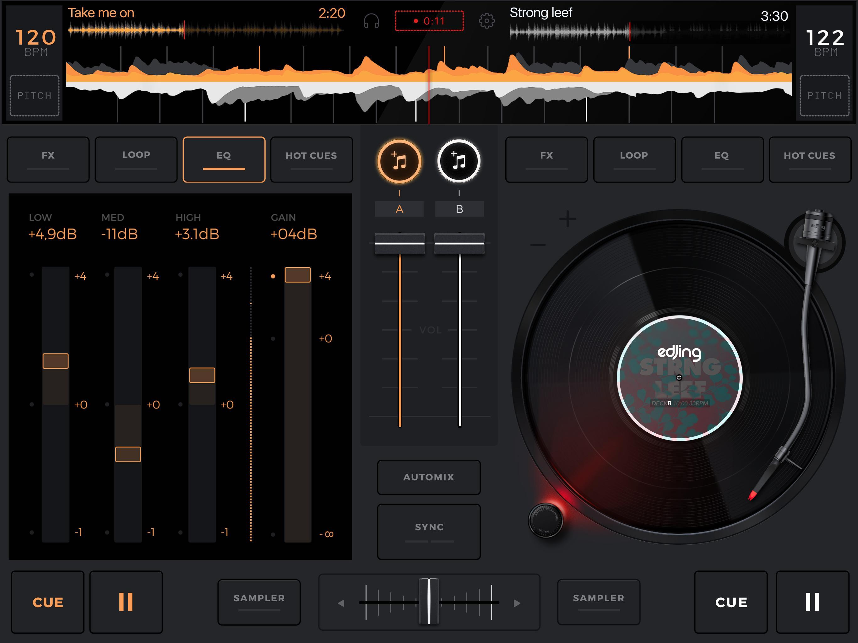 edjing Mix for Android - APK Download