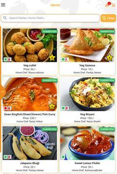Goa Home Food screenshot 5