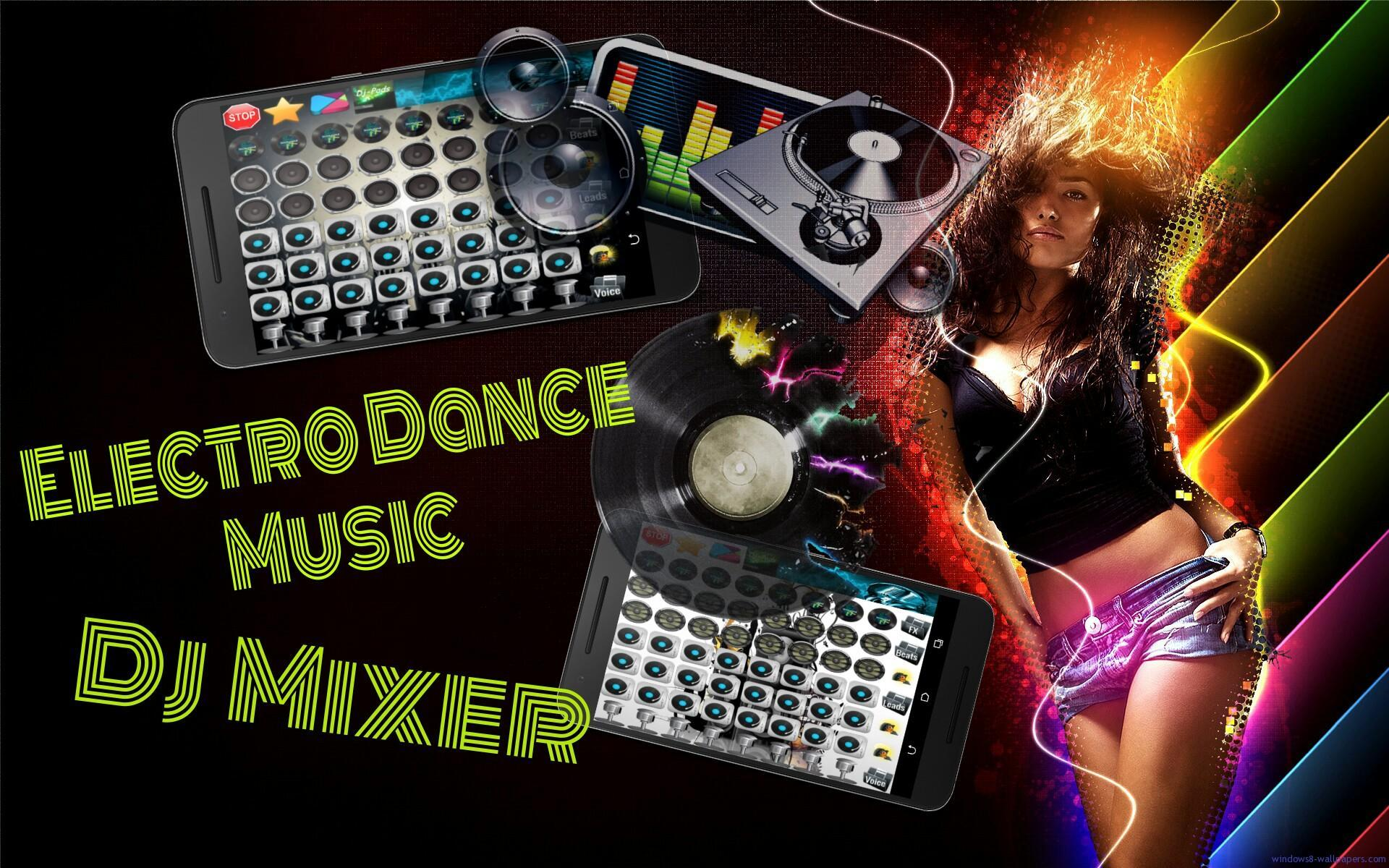E D M Electro House Dj Loops for Android - APK Download