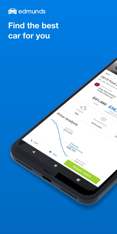 Auto Loan Calculator Edmunds >> Edmunds For Android Apk Download