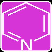 Heterocyclic Chemistry - Heterocyclic compound icon