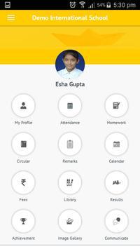 Delhi Public School Tapi screenshot 1