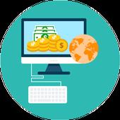 5 Realistic Ways to Make Money Online icon