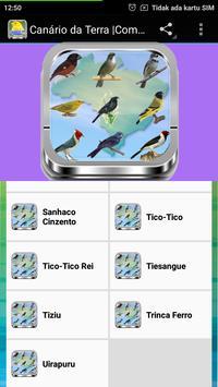 Azulão Canto Paraná |Completos screenshot 1