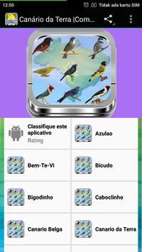 Azulão Canto Paraná |Completos screenshot 4