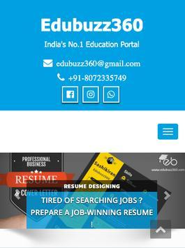 Edubuzz360.com - Beta Version screenshot 1