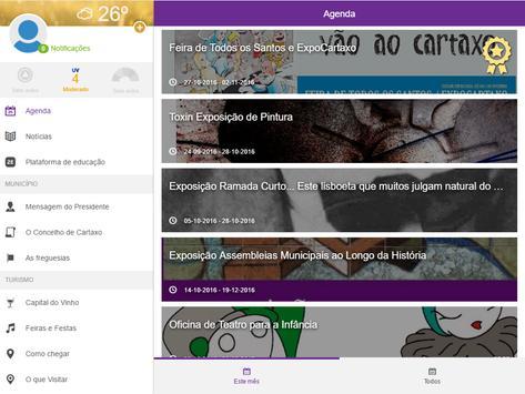 Município do Cartaxo скриншот 5