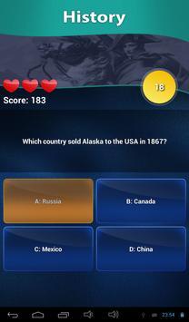 مسابقة المعرفة - لعبة مجانية تصوير الشاشة 6