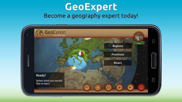 GeoExpert - Italy Geography screenshot 4